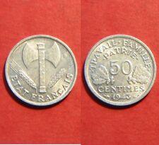 50 Centimes Bazor 1943  sup  (léger velours de frappe!)