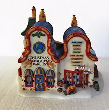"Department 56, North Pole, ""Christmas Bread Makers"""