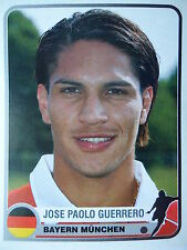 109 jose paolo guerrero bayern munich Champions of Europe 1955 - 2005