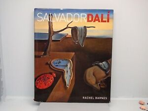 SALVADOR DALI By Rachel Barnes Oversized Art Book Hardcover DJ