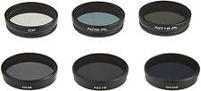 PolarPro Professional Filter 6-Pack for Dji Phantom 4 / Phantom 3