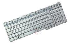 Original QWERTY Keyboard for Toshiba Satellite L350 L 350 Series UK Tastatur New