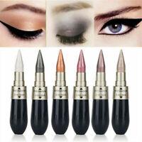 Waterproof Long-lasting Eyeshadow Pencil Make Up Glitter Eye Shadow Eyeliner Pen