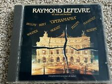 Rare Raymond Lefevre W. Germany CD- Operamania