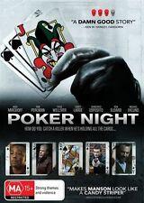 Poker Night (DVD, 2016)