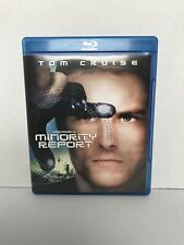 Minority Report (Blu-ray Disc, 2010, 2-Disc Set)