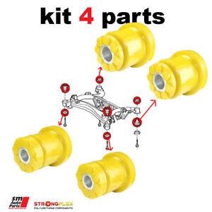 Lexus IS II,GS III rear beam / subframe bush kit SPORT 52271-30120, 52275-53030