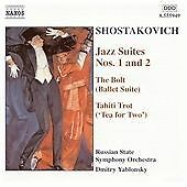 Jazz Suites No.1&2, , Audio CD, New, FREE & Fast Delivery