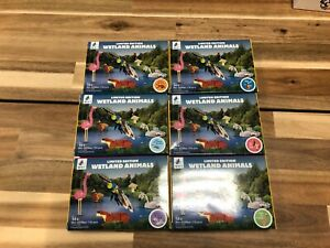 LEGO Certified Professional WWT Wetland Animals Lot of 6 Limited Rare