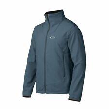 Oakley Men's Rykkinn SoftShell Jacket Orion Blue Regular Fit Size XL New