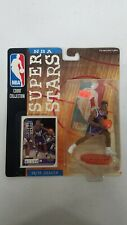 1998/99 NBA Court Collection Super Stars Ray Allen figure with card