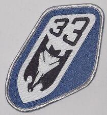 Luftwaffe Aufnäher Patch JaBoG 33 - TaktLwG 33 (Blau) ........A2633