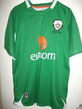 Eircom Ireland Football Shirt Size Large
