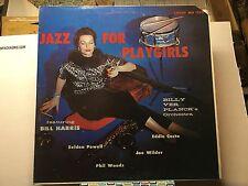 BILLY VER PLANCK - Jazz for Playgirls ~ SAVOY 12121 {nm reissue} w/Eddie Costa