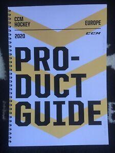CCM Hockey Product Catalog Season 2020/21