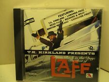 CD Repeat/Relativity 1624-2 T. K. KIRKLAND Presents The Best Of Laff 501AWCR
