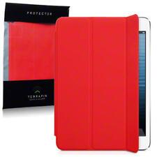 Funda Smart Cover De Gel Jelly roja compatible para el nuevo iPad Mini