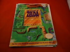 Legend of Zelda A Link to the Past Super Nintendo SNES Strategy Guide Book