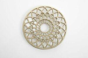 Cravings by Chrissy Teigen 8.5-Inch Round Gold Aluminum Trivet