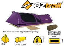 OZTRAIL SWAG MITCHELL DISCOVERY KING PURPLE SINGLE CSW-MIDKP-F