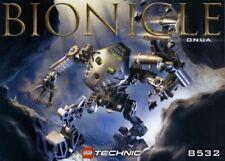 LEGO ONUA 8532 Set Bionicle Toa figure
