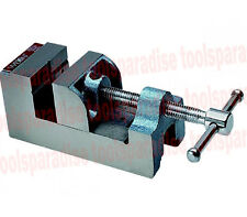 "Wilton Small 2-1/2"" DRILL PRESS VISE 90 Degrees V-Groove Stationary JAW VICE"