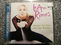CD LeAnn Rimes / Sittin on Top of the World – Album 1998