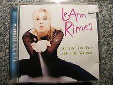 CD LeAnn Rimes / Sittin on Top of the World – Album 1998