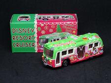 Tomica Tokyo Disneyland Christmas 2015 Resort Cruiser Diecast Car Tomy RARE
