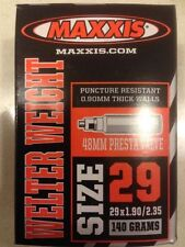 Maxxis Presta Bicycle Tyre Tubes