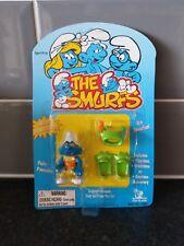 Les Schtroumpfs plongeur schtroumpf 1996 Action figure Toy Island