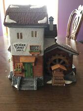 Dept 56 Alpine Village: Stoder Grist Mill