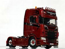 "Scania S highline CS20H 4x2 ""Wim Driessen Trans""WSI truck models 01-3066"