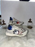 Nike Air Jordan Delta Breathe Shoes Sail White Grey CZ4778-100 Women's Size 5