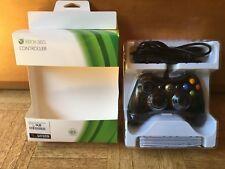Microsoft XBOX 360 Controller Gamepad, Kabelgebunden mit Stolperschutz,OVP