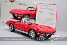 Autoart 1:18 Chevrolet corvette STINGRAY 1959 Red