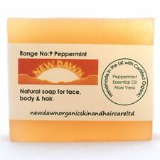 ACNE, BLACKHEADS, OILY SKIN, OPEN & LARGE PORES remover - Organic Cleanser Bar