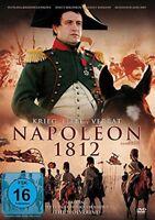 DVD - Napoleon 1812 - Guerra, Amore, Verrat - Nuovo/Originale