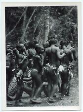 A. Dewulf - Congo - Pygmées de l'Ituri - Groupe de Danseuses - 1946 - Afrique -