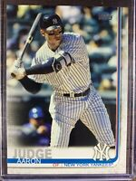 Aaron Judge Baseball Card #150 Topps Series 1 MLB New York Yankees Free Ship