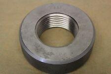 "C G & T Co LTD 2"" x 7 Tpi BSF GO Screw Thread Ring Gauge ME843"