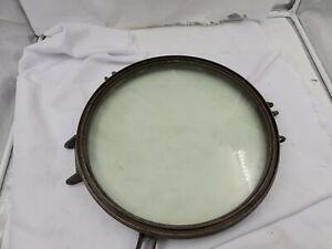 Antique Brass Porthole Window 17''  29lb
