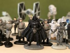 star wars: Imperial Army; Darth Vader. 1/72 Scale Figures. Empire Strikes Back