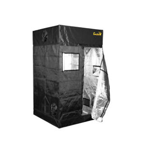 Gorilla Grow Hydroponic Tent GGT44 - 122 x 122 x (213-244)CM | Infrared Blocking