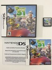 Planet 51 Nintendo DS CIB Complete Auth Tested