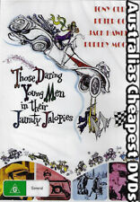 Those Daring Young Men In Their Jaunty Jalopies  DVD NEW,  REGION ALL