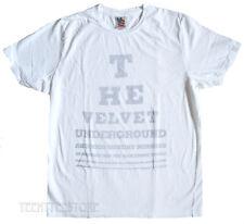 Junk Food The Velvet Underground & Nico Sunday Morning t-shirt INSIDE PRINT New