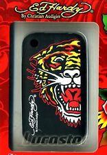 iPhone 3G Funda Ed Hardy Tiger Negra