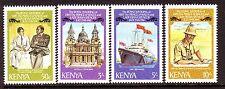 Kenya Sc#194-97 Mint NH Charles & Diana Wedding Set