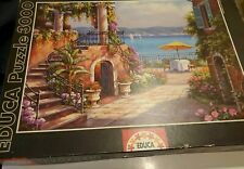 Educa 3000 Piece Jigsaw Puzzle -  Tuscan Terance